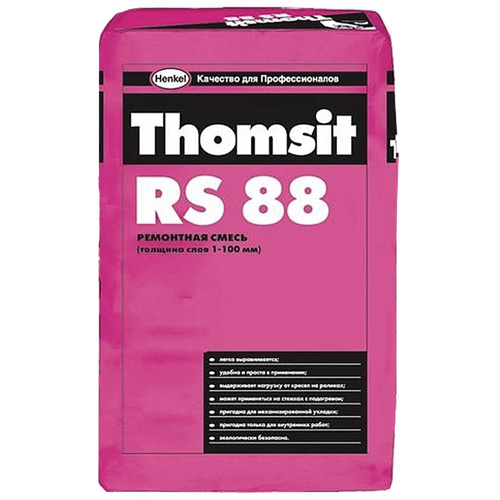 Фото Thomsit RS 88 Ремонтная смесь