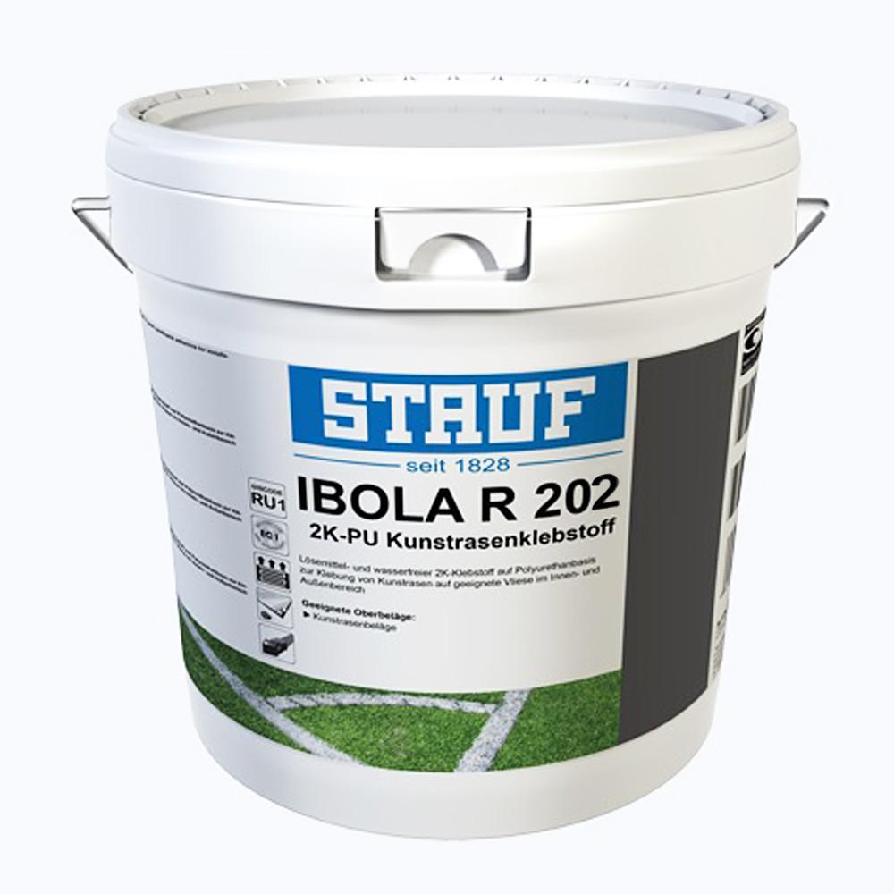 Фото Ibola R 202 Полиуретановый 2-К клей для искусственной травы