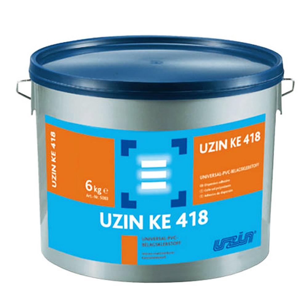 Uzin KE 418 Универсальный клей для текстильных и ПВХ покрытий