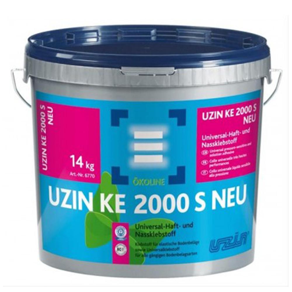 Uzin KE 2000S Универсальный клей для текстильных и ПВХ покрытий
