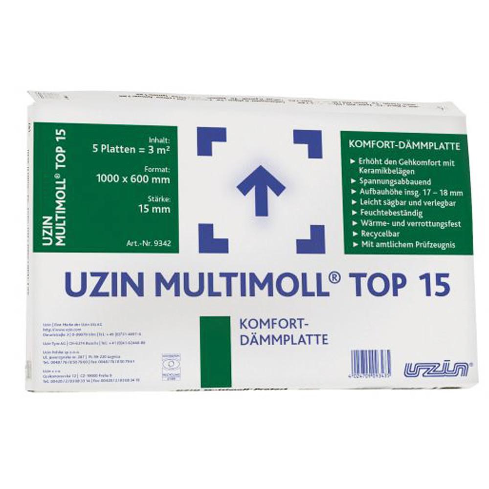 Изоляционная/разделительная подложка Uzin Multimoll Top15