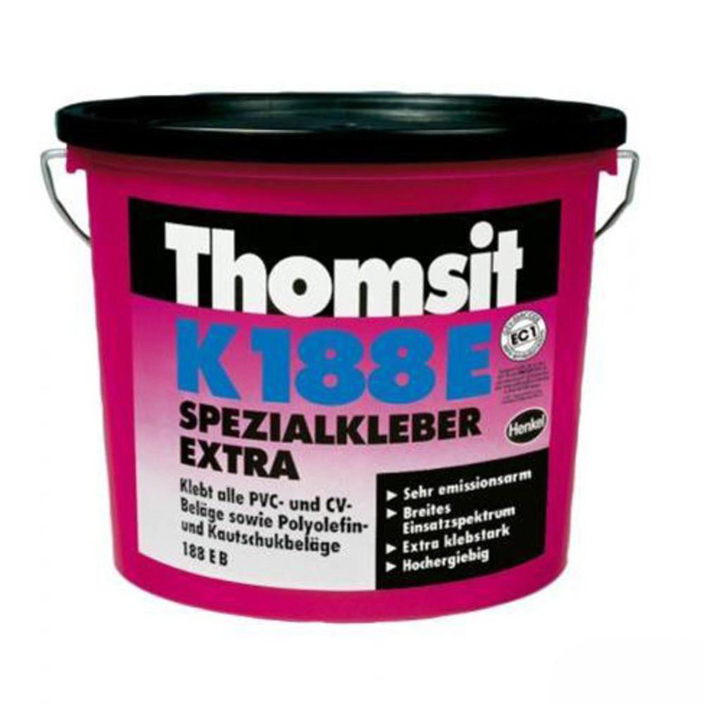 Фото Thomsit K188E Клей для ПВХ, ХВ, полиуретановых, резиновых покрытий