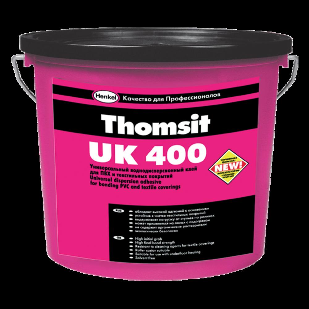 Фото Thomsit UK 400 Универсальный клей для текстильных и ПВХ покрытий