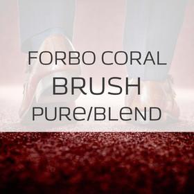 Грязезащитные покрытия Грязезащитное покрытие Forbo Coral Brush pure/blend
