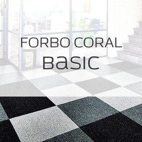 Грязезащитные покрытия Грязезащитное покрытие Forbo Coral Basic