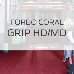 Грязезащитные покрытия Грязезащитное покрытие Forbo Coral Grip HD/MD