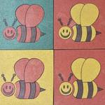 Дизайнерская резиновая плитка Укрплит-Арт Дизайнерская резиновая плитка Укрплит-Арт Цвет-1