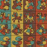 Дизайнерская резиновая плитка Укрплит-Арт Дизайнерская резиновая плитка Укрплит-Арт Цвет-11