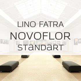 Коммерческий линолеум Гетерогенный линолеум Lino Fatra Novoflor Standart