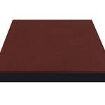 Резиновая плитка 500х500 Ecoguma Standard Резиновая плитка 500х500 Ecoguma Standard Цвет-1
