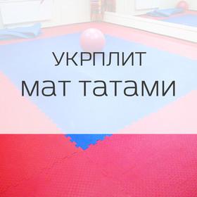 Резиновые покрытия для детских и спортивных площадок Будо-мат ТАТАМИ