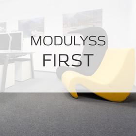 Фото Ковровая плитка Modulyss First