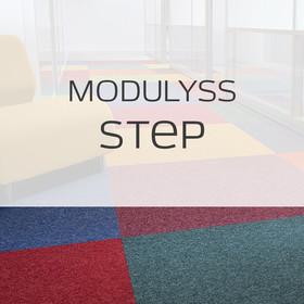 Ковровая плитка Modulyss Step