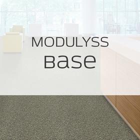 Фото Ковровая плитка Modulyss Base