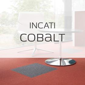 Фото Ковровая плитка Incati Cobalt
