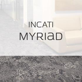 Фото Ковровая плитка Incati Myriad