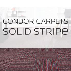 Фото Ковровая плитка Condor Solid Stripe