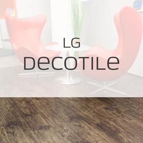 Виниловая плитка LG Decotile