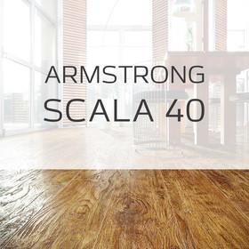 Виниловая плитка Виниловая плитка Armstrong Scala 40