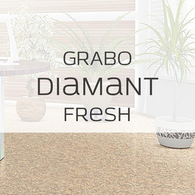 Фото Гетерогенный линолеум Grabo Diamond Standart Fresh