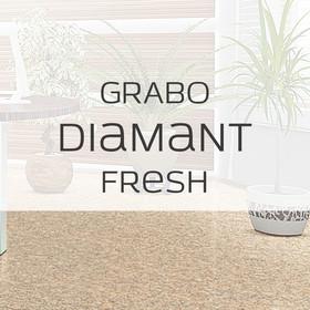 Коммерческий линолеум Гетерогенный линолеум Grabo Diamond Standart Fresh