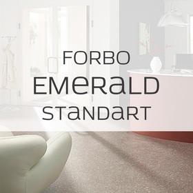 Коммерческий линолеум Гетерогенный линолеум Forbo Emerald Standart