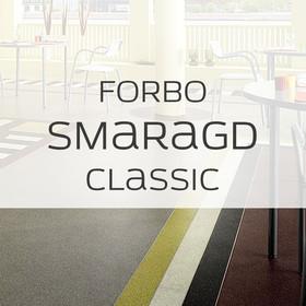 Коммерческий линолеум Гетерогенный линолеум Forbo Smaragd Classic