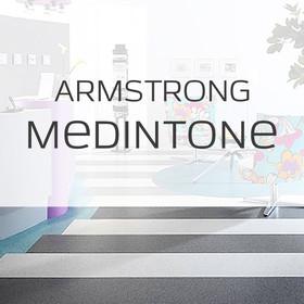 Коммерческий линолеум Гомогенный линолеум Armstrong Medintone