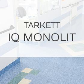 Коммерческий линолеум Линолеум Tarkett iq Monolit