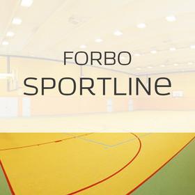Спортивный линолеум Спортивный линолеум Forbo Sportline