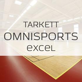 Фото Спортивный линолеум Tarkett Omnisports Excel