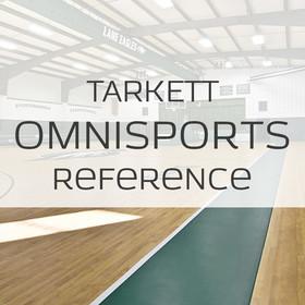 Фото Спортивный линолеум Tarkett Omnisports Reference