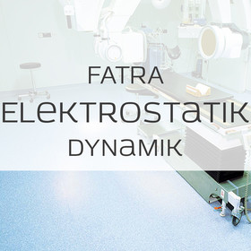 Фото Антистатический линолеум Fatra Elektrostatik - Dynamik