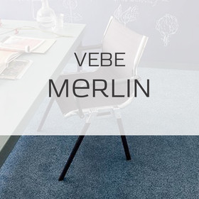 Коммерческий ковролин Vebe Merlin