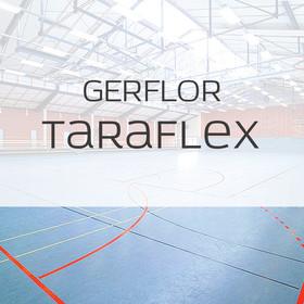 Спортивный линолеум Спортивное покрытие Gerflor Taraflex
