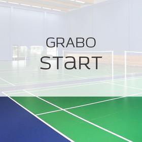 Спортивный линолеум Спортивный линолеум Grabo Start
