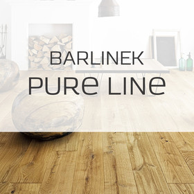 Паркетная доска Паркетная доска Barlinek Pure Line