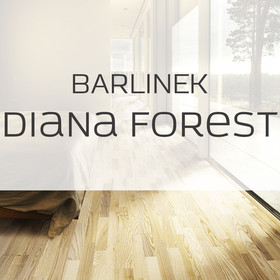 Паркетная доска Паркетная доска Barlinek Diana Forest