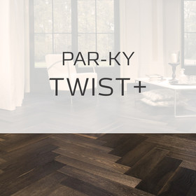 Паркетная доска Паркетная доска Par-ky Twist+