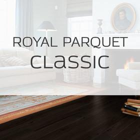 Массивная доска Доска Royal Parquet Classic