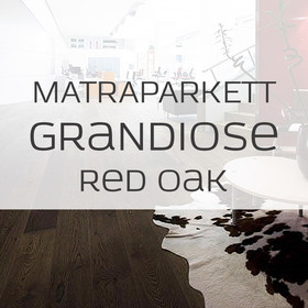 Доска Matraparkett Grandiose Red Oak