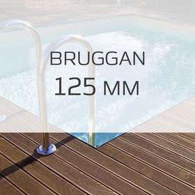 Террасная доска Bruggan 125 мм