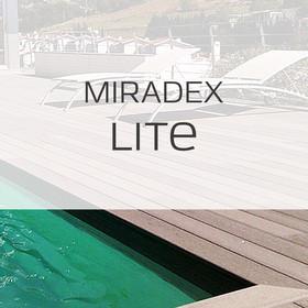 Террасная доска Miradex Light