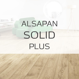 Ламинат Ламинат Alsapan Solid Plus