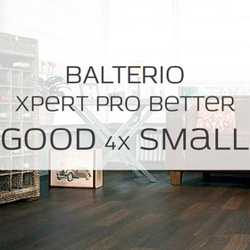 Ламинат Ламинат Balterio Xpert Pro Better Good 4x Small
