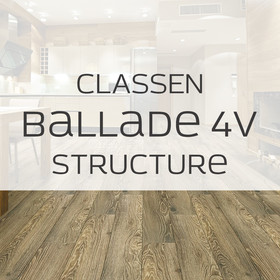 Ламинат Ламинат Classen Ballade 4V Structure